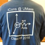 iCons Class of 2016 - T-Shirt
