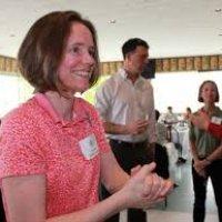 Christiane Healey, UMass Biology, Mahoney iCons Teaching Award Recipient