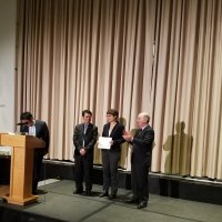 K Greco wins award for best video abstract at MIT Energy Conference