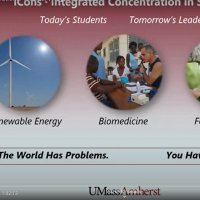 UMass iCons Summer Webinar 2020