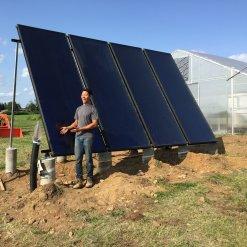 Matt Yee on UMass Student Farm