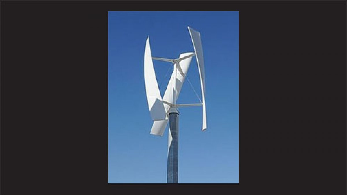 Piezoelectric Assisted Vertical Axis Wind Turbines